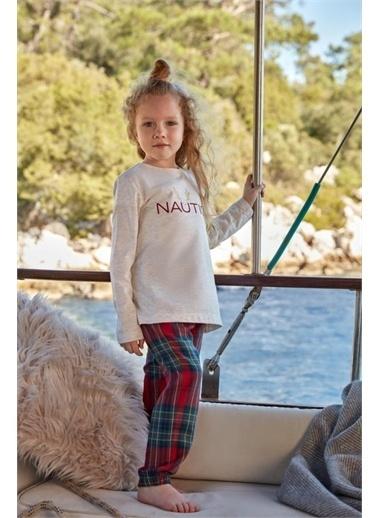 Nautica Pijama Takım Bej